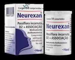 Neurexan 50 comprimidos Heel