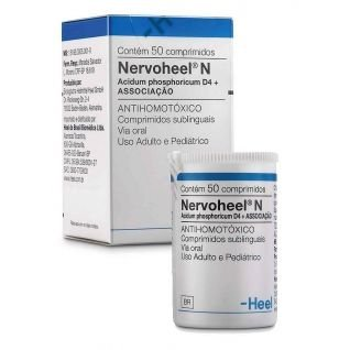 Nervoheel N 50 Comprimidos sublinguais