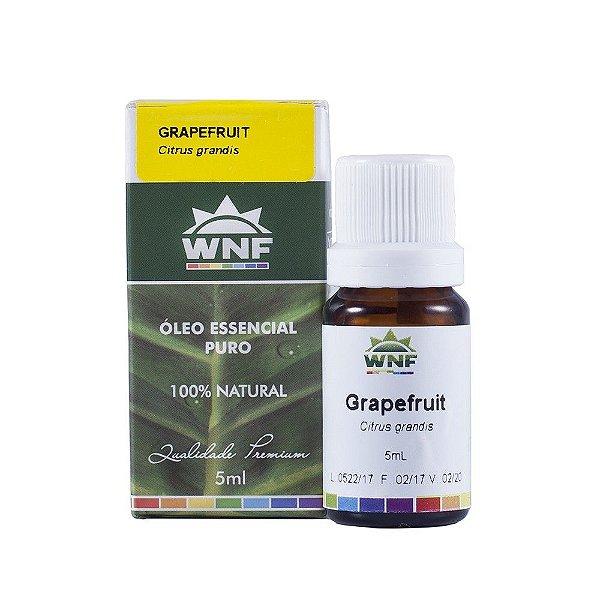 Óleo Essencial Grapefruit WNF 5mL