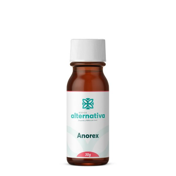 Anorex - Floral Australiano para Anorexia Nervosa - Glóbulos 30g