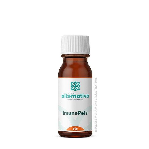 ImunePets - Homeopatia para Imunidade Pet 60g