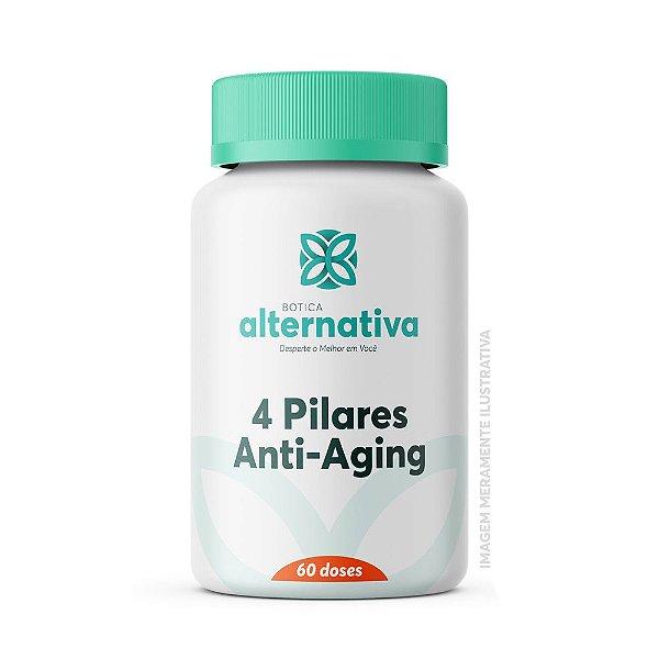 4 Pilares Anti-Aging 60 doses