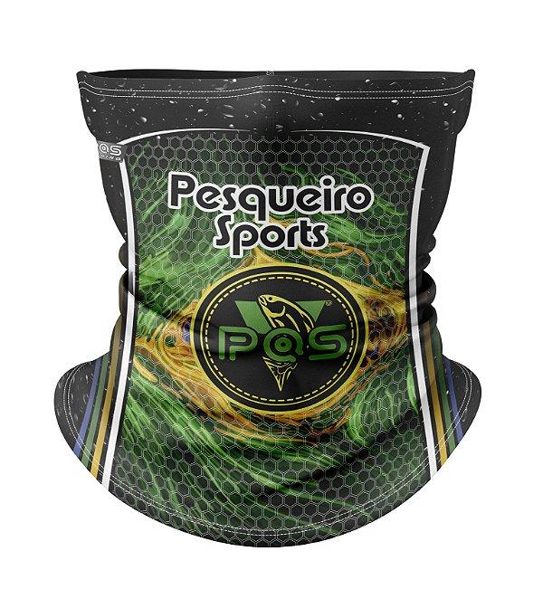 Bandana de Pesca PQS Coleção 2019/20 Ref. 07