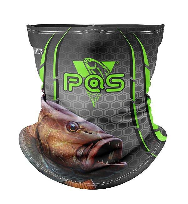 Bandana de Pesca PQS Coleção 2019/20 Ref. 08
