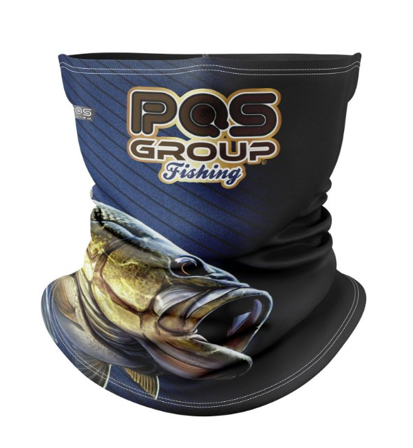 Bandana de Pesca PQS Coleção 2019/20 Ref. 10