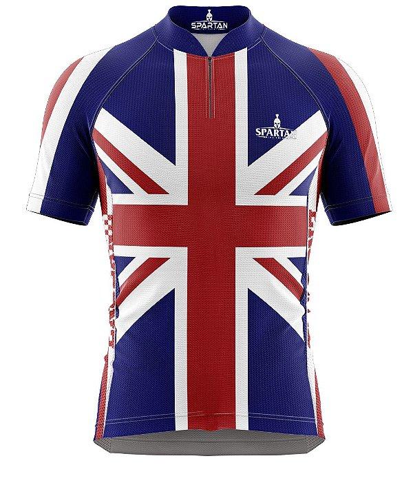 Camisa de Ciclismo Manga Curta Proteção Solar FPU 50+ Marca Spartan Ref. 11