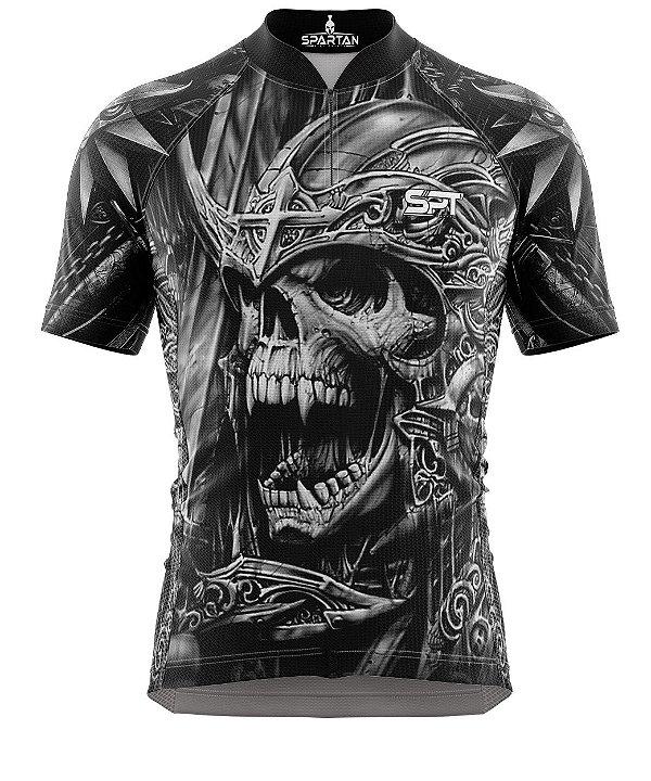 Camisa de Ciclismo Manga Curta Proteção Solar FPU 50+ Marca Spartan Coleção W Ref. 11