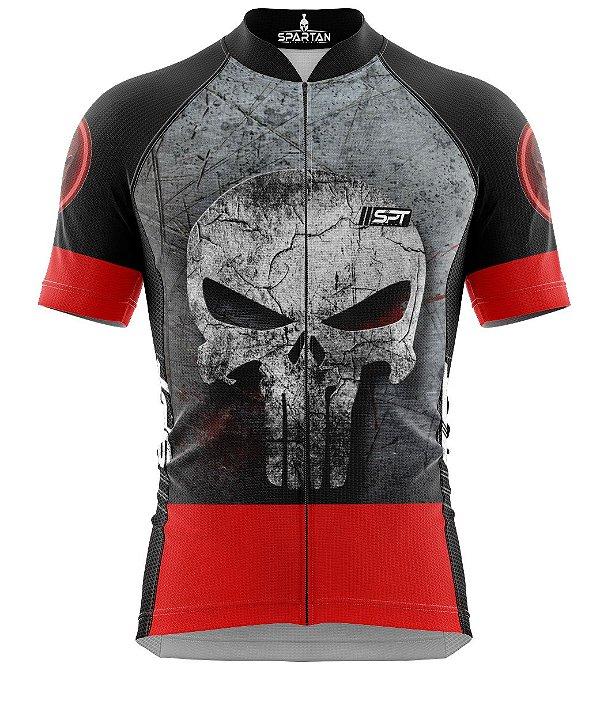 Camisa de Ciclismo Manga Curta Proteção Solar FPU 50+ Marca Spartan Coleção W Ref. 18