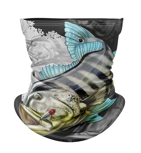 Bandana de Pesca PQS Coleção 2019/20 Ref. 60