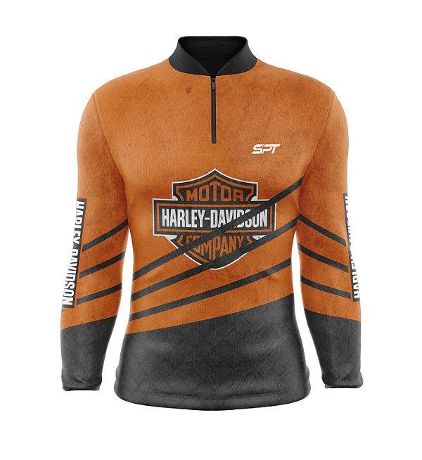 Camisa Motociclismo Proteção Solar FPU 50+ Spartan Ref. 02