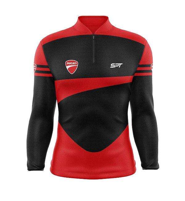 Camisa Motociclismo Proteção Solar FPU 50+ Spartan Ref. 05