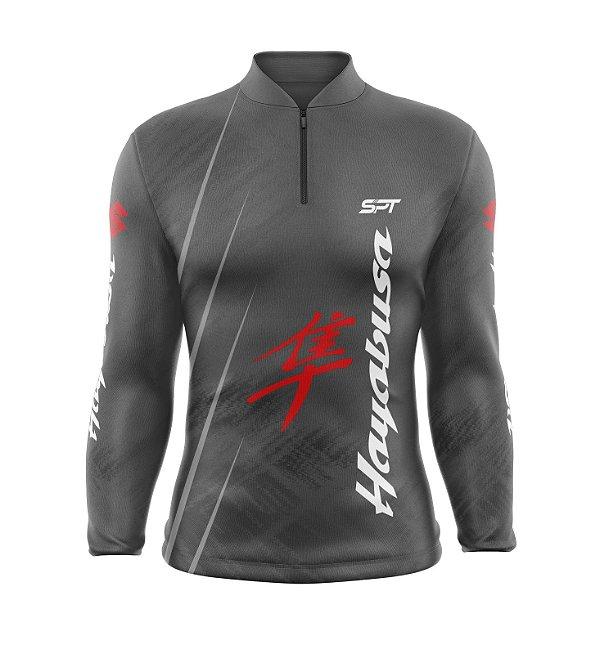 Camisa Motociclismo Proteção Solar FPU 50+ Spartan Ref. 06