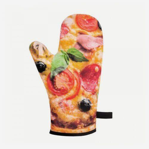 Luva de Cozinha Pizza