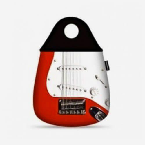 Lixeira para Carro Guitarra