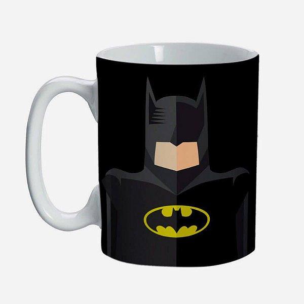 Caneca Mini Batman Face
