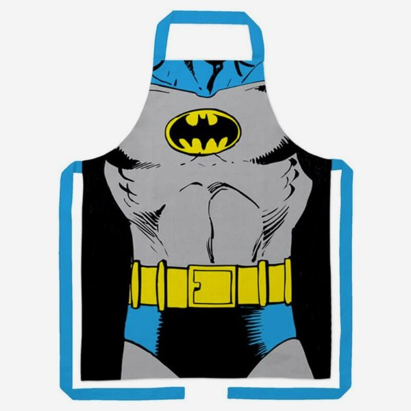 Avental Batman
