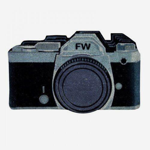 Capacho Máquina Fotográfica