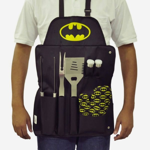 Kit para Churrasco Batman