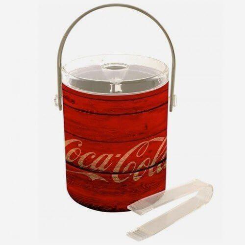 Balde de Gelo Coca