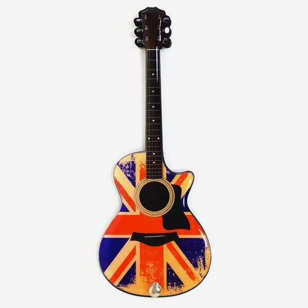 Cabideiro Guitarra England
