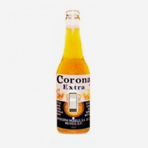 Capa de Interruptor Cerveja Corona