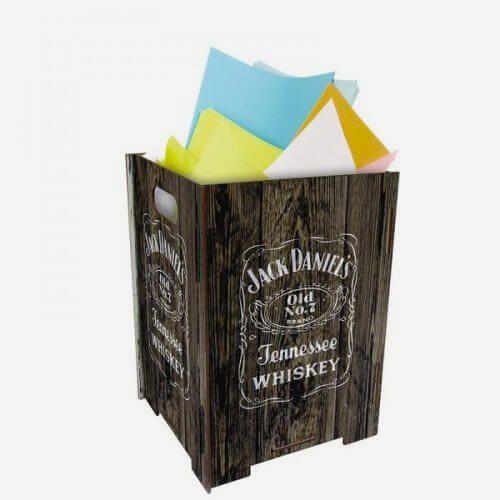 Lixeira Whisky