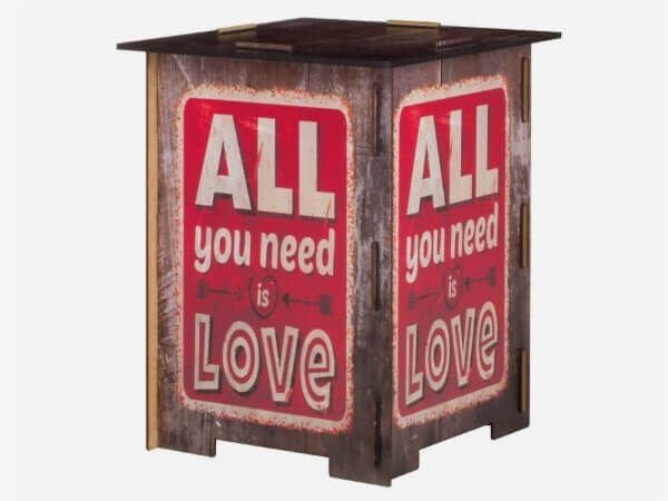 Banco All You Need is Love