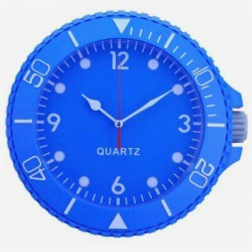 Relógio de Parede Swatch Azul