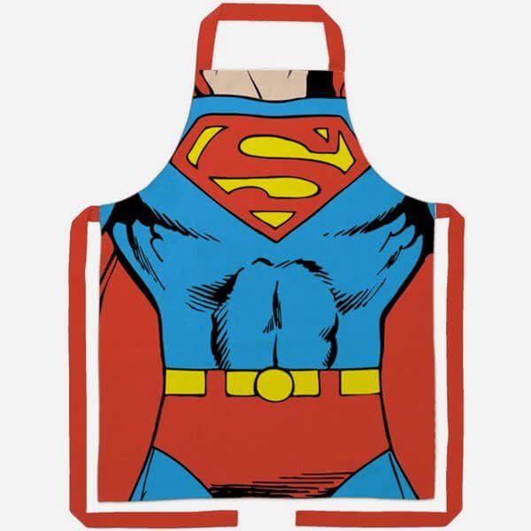 Avental Superman