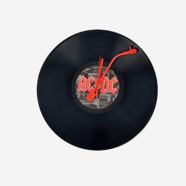 Relógio de Parede AC/DC