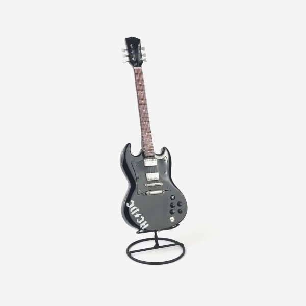 Guitarra Decorativa AC/DC
