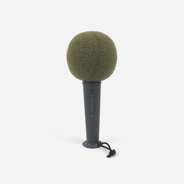 Esponja de Banho/Cozinha Microfone