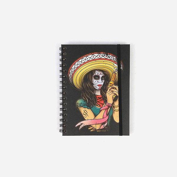Caderno La Mexicana