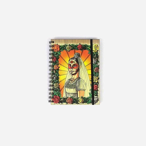 Caderno Noiva de los Muertos