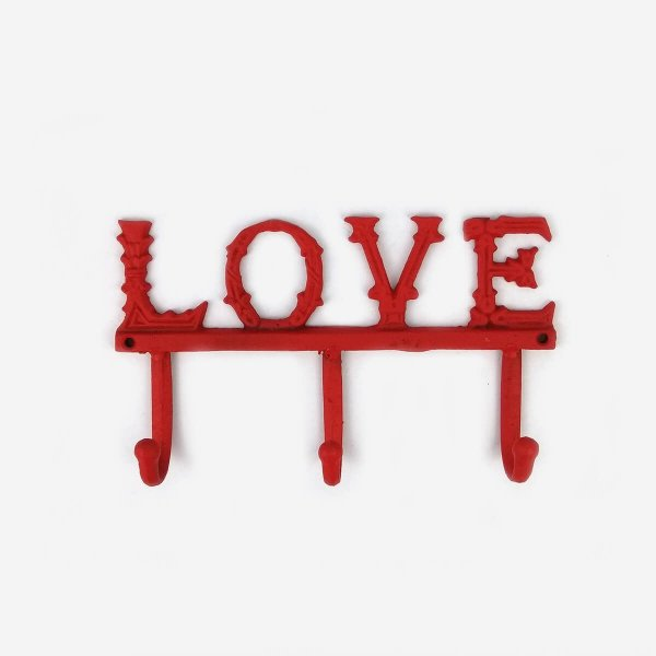 Cabideiro de Ferro Love