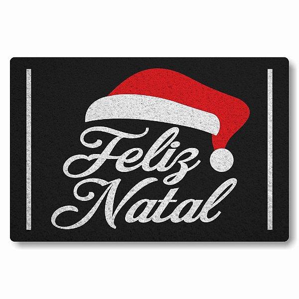 Tapete Capacho Feliz Natal IV