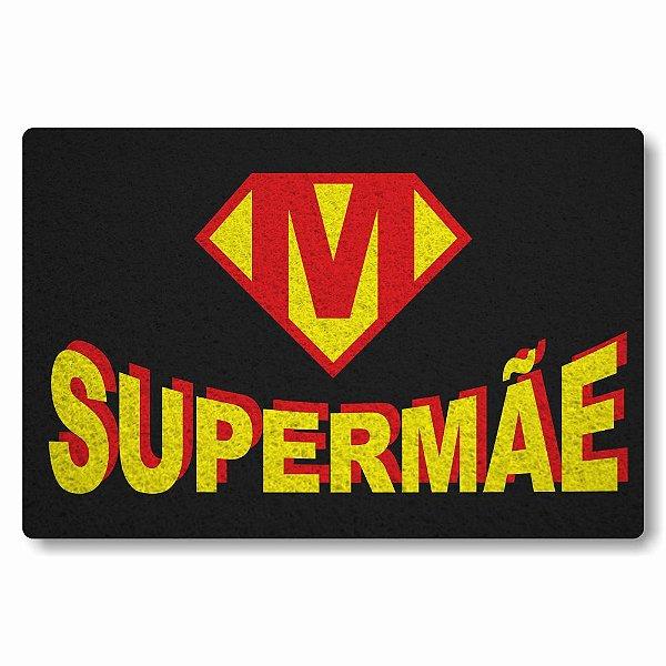 Tapete Capacho SuperMãe