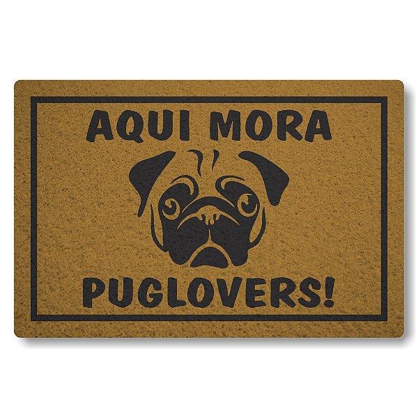 Capacho Linha Tapets Aqui Mora Puglovers