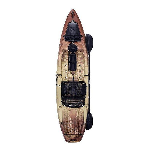 Caiaque Brudden - Samurai Fishing - para pesca - Woods