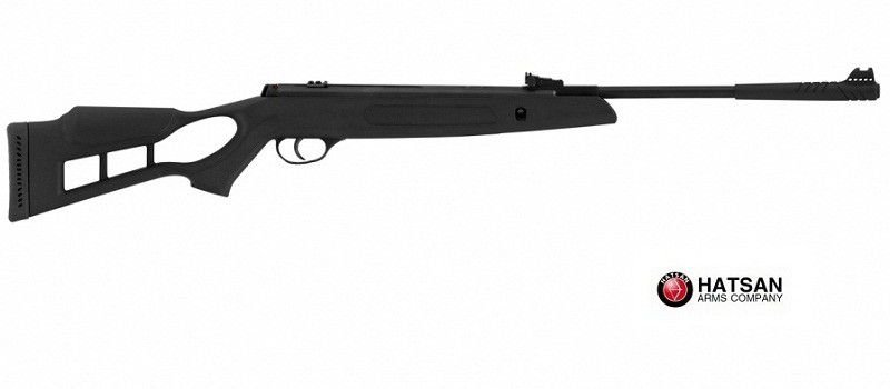Carabina de Pressão - Hatsan Striker Edge 5.5mm Espingarda