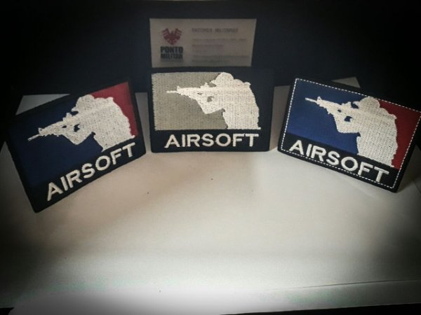 Patch Airsoft
