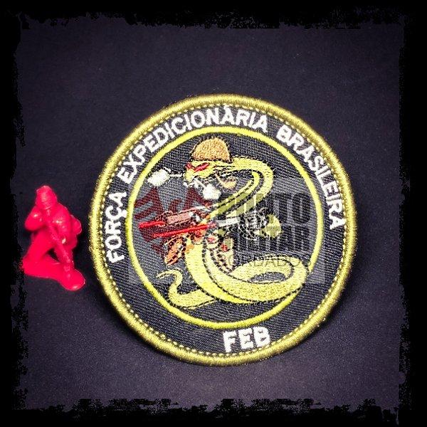 Patch FEB - Força Expedicionária Brasileira