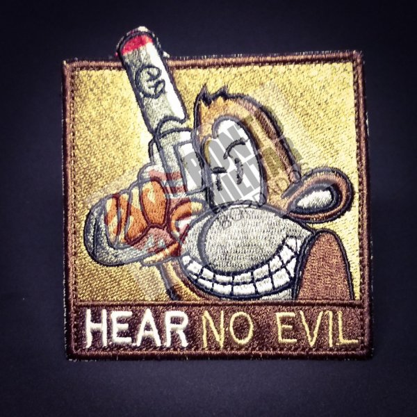 Patch Hear no Evil