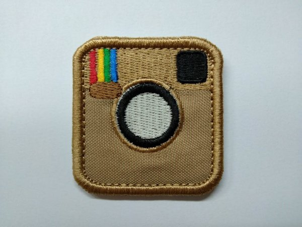 Patch  Instagran