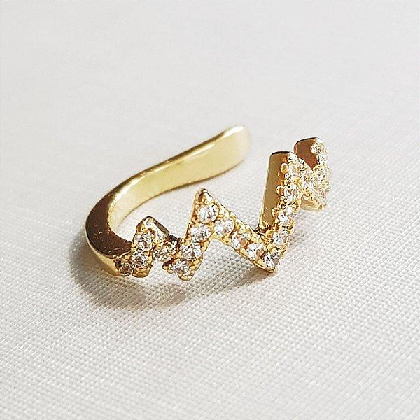 Piercing Raio gold