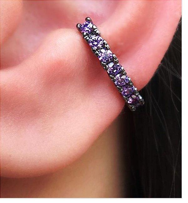 Piercing Earhook Tanzanita