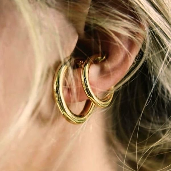 Piercing Strong Grand and Median Gold