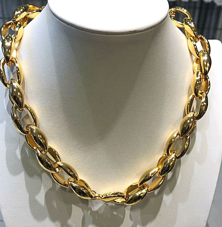 Colar Gold Mistic