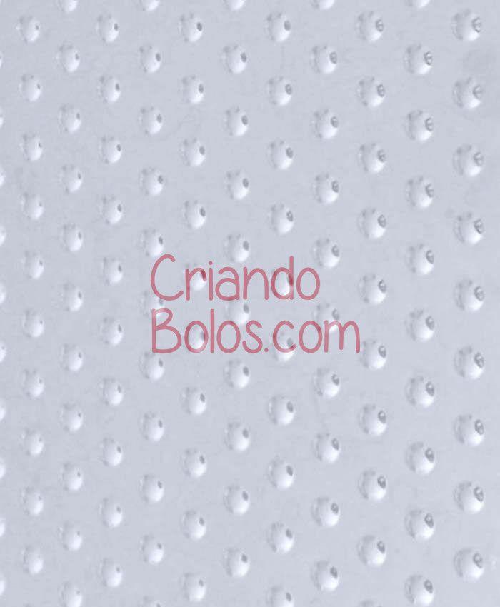 Placa de Textura BOLINHAS