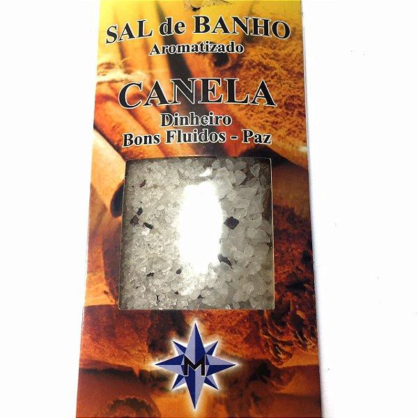 Sal de Banho Aromatizado Canela